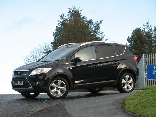used 2008 ford kuga estate 2 0 tdci titanium 5dr diesel for sale in turrif uk autopazar. Black Bedroom Furniture Sets. Home Design Ideas