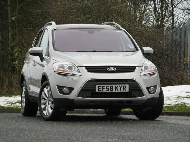 used ford kuga 2009 for sale uk autopazar. Black Bedroom Furniture Sets. Home Design Ideas