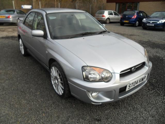 used subaru impreza 2004 petrol 2 0 gx sport 4wd saloon silver edition for sale in inveralmond. Black Bedroom Furniture Sets. Home Design Ideas