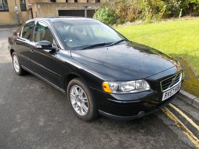 used volvo s60 car 2007 black petrol 2 5 t s 4 door saloon for sale rh autopazar co uk 2007 volvo s60 repair manual 2007 volvo s60 shop manual