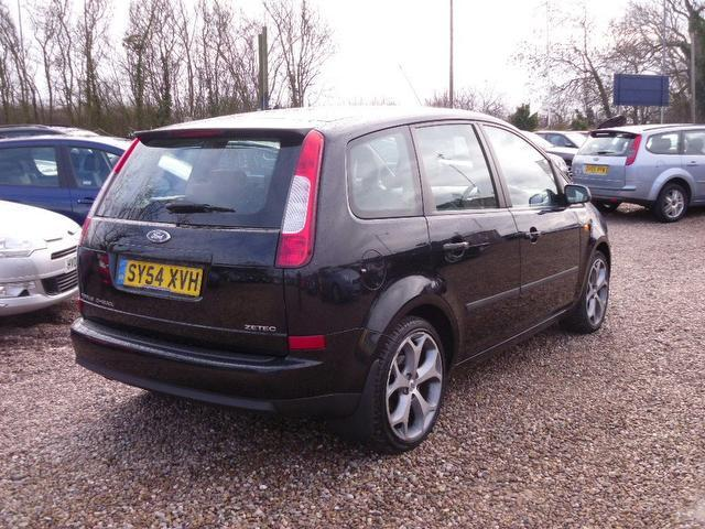 used 2004 ford focus estate c max 1 8 zetec 125 petrol. Black Bedroom Furniture Sets. Home Design Ideas