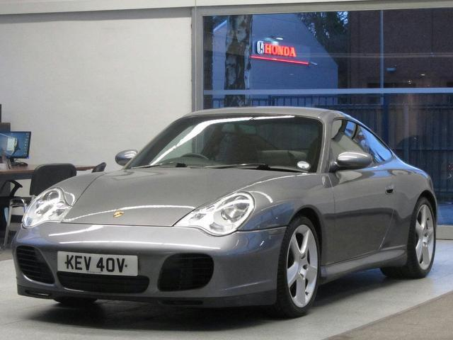 used porsche 911 2003 model carrera 4s 2dr tiptronic petrol coupe grey for sale in sevenoaks uk. Black Bedroom Furniture Sets. Home Design Ideas