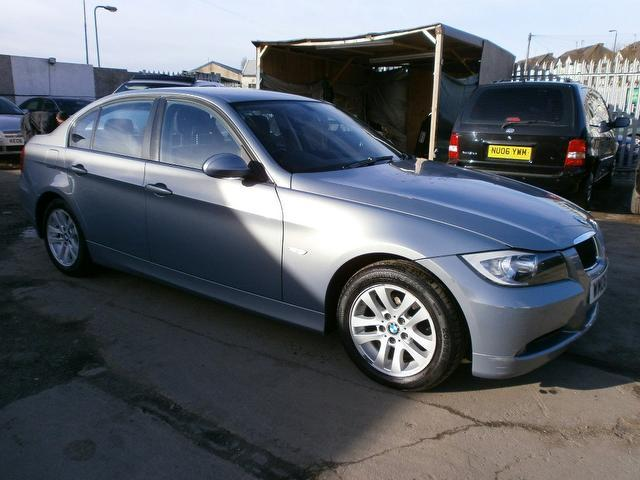 used bmw 3 series 2006 petrol 318i se 4dr saloon green edition for sale in wembley uk autopazar. Black Bedroom Furniture Sets. Home Design Ideas