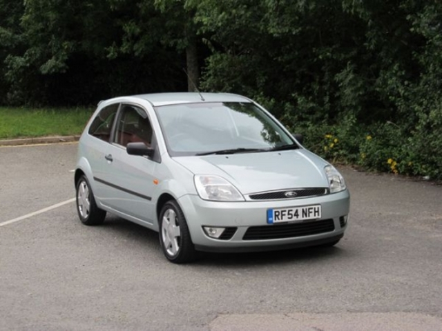 used ford fiesta 2004 petrol green for sale in epsom uk autopazar. Black Bedroom Furniture Sets. Home Design Ideas