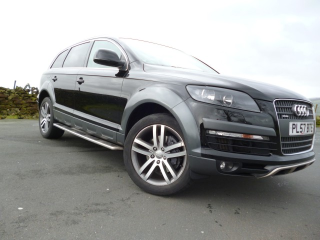 Used Audi Q7 2008  Estate Diesel Automatic for Sale