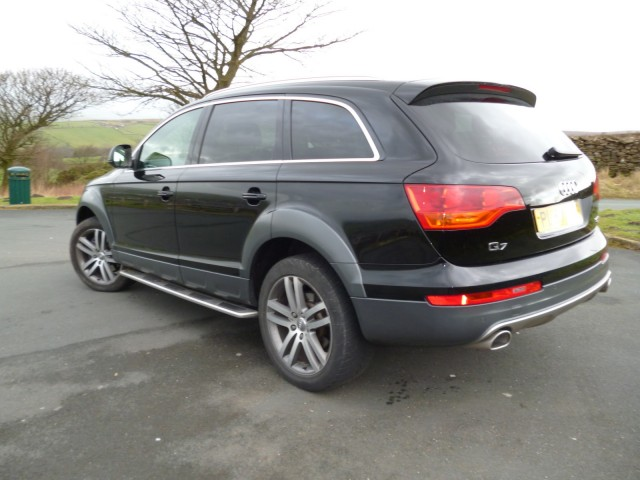 Used Audi Q7  Estate 2008 Diesel for Sale in UK