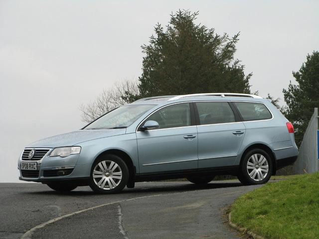 used volkswagen passat 2008 blue colour diesel 2 0 sel tdi 170 estate for sale in turrif uk. Black Bedroom Furniture Sets. Home Design Ideas
