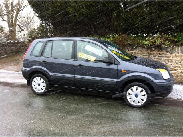 used ford fusion 2006 grey colour diesel 1 4 tdci style 5 door estate for sale in stoke on trent. Black Bedroom Furniture Sets. Home Design Ideas