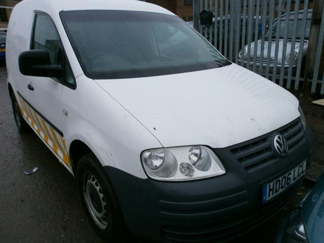 volkswagen caddy 2006 2kn manual