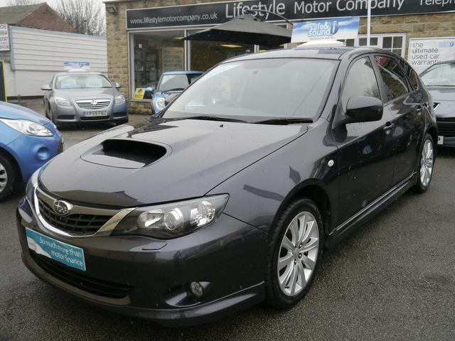 used 2010 subaru impreza hatchback 2 5 wrx 5dr petrol. Black Bedroom Furniture Sets. Home Design Ideas