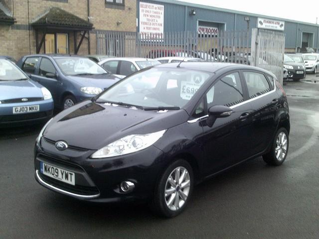 used 2009 ford fiesta hatchback zetec 5dr 82 petrol for sale in fengate uk autopazar. Black Bedroom Furniture Sets. Home Design Ideas