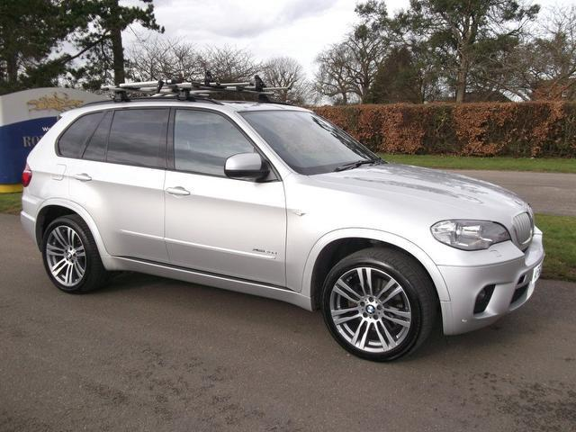 Ordinary 2012 Bmw X5 M For Sale #1: Used_Bmw_X5_2012_Silver_4x4_Diesel_Automatic_for_Sale_in_Suffolk_UK.jpg
