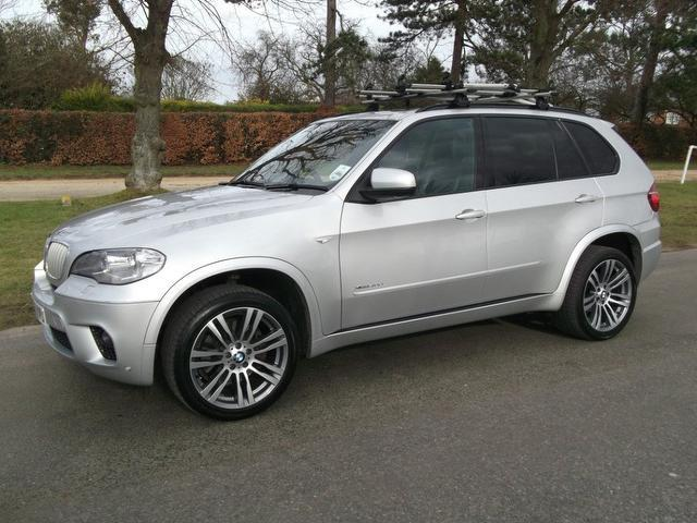 used bmw x5 2012 silver paint diesel xdrive40d m sport 5dr 4x4 for sale in newmarket uk autopazar. Black Bedroom Furniture Sets. Home Design Ideas