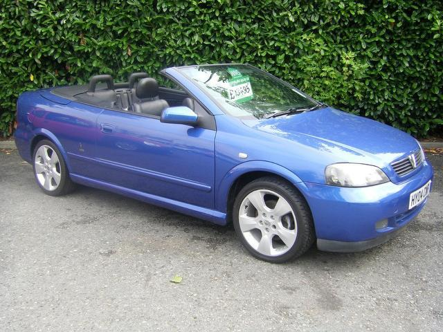 Used Vauxhall Astra Convertible For Sale Uk Autopazar