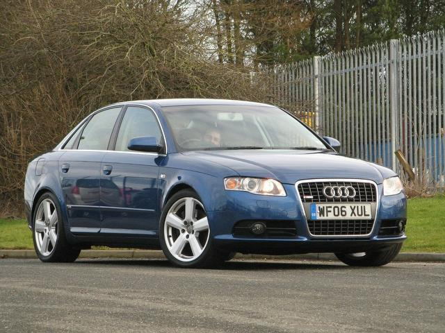 used audi a4 2006 blue paint petrol 3 2 fsi quattro s saloon for sale in turrif uk autopazar. Black Bedroom Furniture Sets. Home Design Ideas