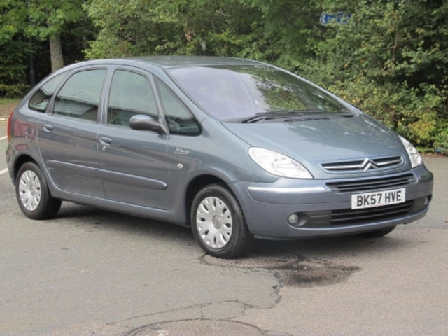 used citroen xsara 2007 diesel picasso grey edition for. Black Bedroom Furniture Sets. Home Design Ideas