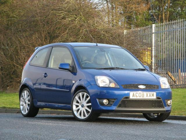 used ford fiesta 2008 petrol 2 0 st 3dr hatchback blue edition for sale in turrif uk autopazar. Black Bedroom Furniture Sets. Home Design Ideas