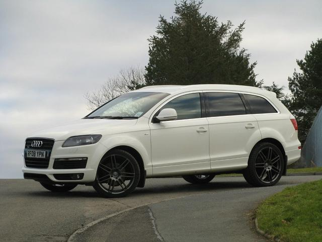 Used 2008 Audi Q7 4x4 White Edition 3 0 Tdi Quattro 240