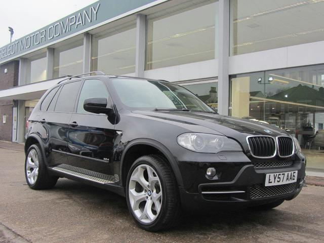 used bmw x5 2008 for sale uk autopazar. Black Bedroom Furniture Sets. Home Design Ideas