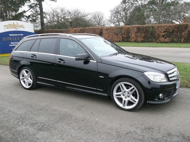 Used 2010 mercedes benz estate class c220 cdi for Used mercedes benz diesel for sale
