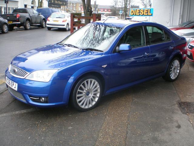 used blue ford mondeo 2007 diesel 155 st 5dr hatchback excellent condition for sale. Black Bedroom Furniture Sets. Home Design Ideas