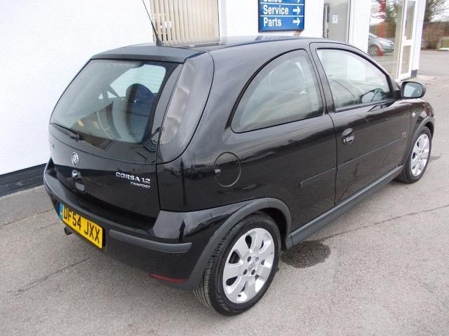 Used Cars For Sale Wirral >> Used Vauxhall Corsa 2005 Model 1.2i 16v Sxi [80] Petrol Hatchback Black For Sale In Wirral Uk ...