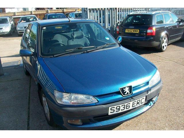 used peugeot 306 2003 diesel 1 9 td glx 5dr hatchback blue manual for sale in ashford uk autopazar. Black Bedroom Furniture Sets. Home Design Ideas