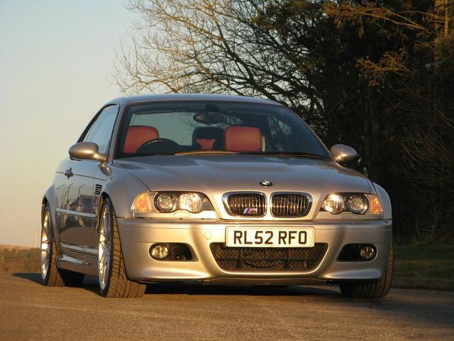 Used Bmw M3 2002 Silver Convertible Petrol Semi-automatic for Sale