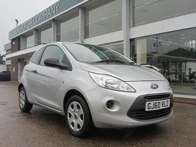 Used Ford Ka 2010 For Sale Uk Autopazar