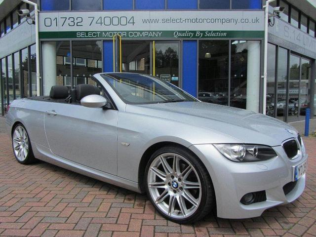 Used Bmw 3 Series 2009 Diesel 320d M Sport Convertible Manual For