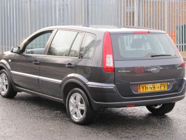 used ford fusion 2009 gray colour unleaded for sale in epsom uk. Cars Review. Best American Auto & Cars Review