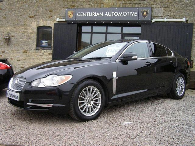 used 2008 jaguar xf saloon luxury 4dr auto diesel for sale in kettering uk autopazar. Black Bedroom Furniture Sets. Home Design Ideas