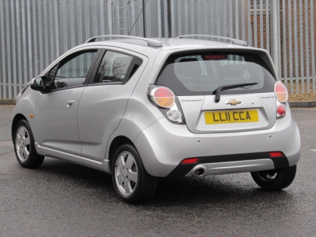 used chevrolet spark 2011 unleaded silver edition for sale in epsom uk autopazar. Black Bedroom Furniture Sets. Home Design Ideas