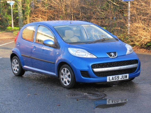 used 2010 peugeot 107 petrol for sale in epsom uk - autopazar