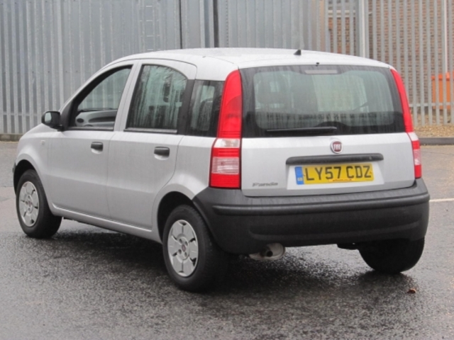 used fiat panda 2008 petrol silver edition for sale in epsom uk autopazar. Black Bedroom Furniture Sets. Home Design Ideas