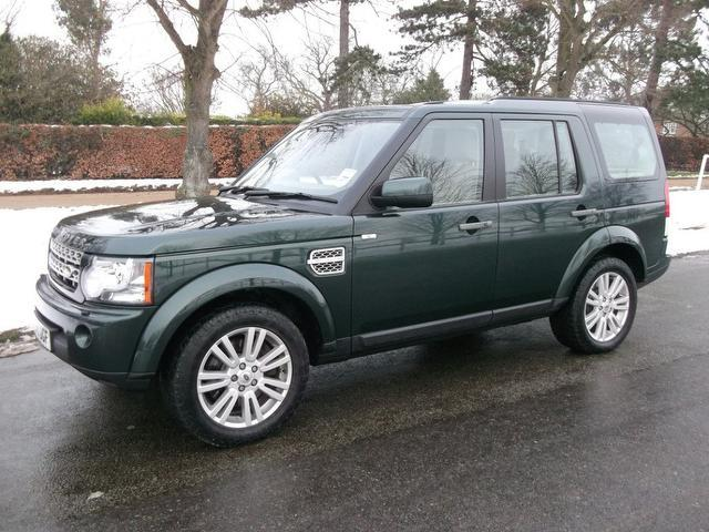 used land rover discovery 2010 automatic diesel 3 0 tdv6 hse green for sale uk autopazar. Black Bedroom Furniture Sets. Home Design Ideas