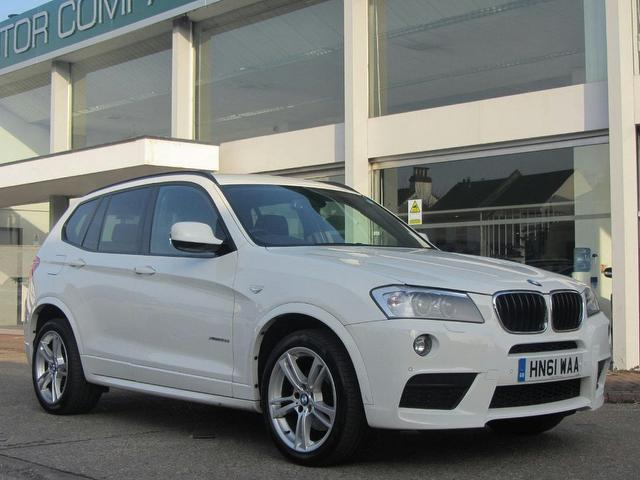 used bmw x3 2011 diesel xdrive20d m sport 5dr 4x4 white edition for sale in sevenoaks uk autopazar. Black Bedroom Furniture Sets. Home Design Ideas