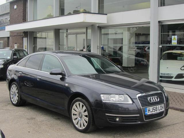 used audi a6 2008 diesel 2 0 tdi dpf limited saloon grey edition for sale in sevenoaks uk. Black Bedroom Furniture Sets. Home Design Ideas