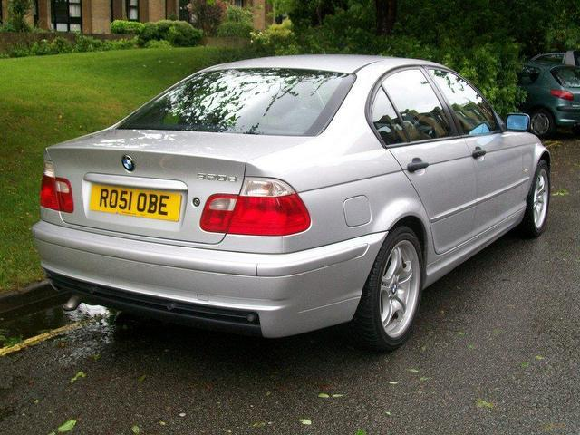 used bmw 3 series 2001 diesel 320d se 4dr saloon manual for sale in keynsham uk autopazar. Black Bedroom Furniture Sets. Home Design Ideas