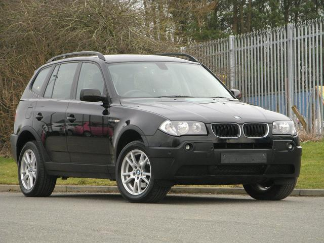 used black bmw x3 2006 diesel se 5dr 4x4 in great condition for sale autopazar. Black Bedroom Furniture Sets. Home Design Ideas