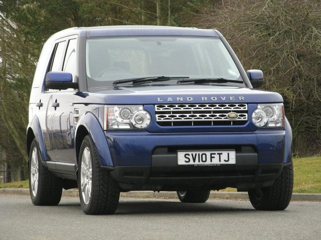 used blue land rover discovery 2010 diesel 3 0 tdv6 gs 4x4 in great condition for sale autopazar. Black Bedroom Furniture Sets. Home Design Ideas