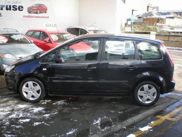 used ford c max 2008 model 1 6 style 5dr petrol estate. Black Bedroom Furniture Sets. Home Design Ideas