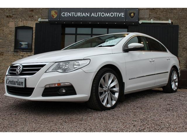 used volkswagen passat 2011 model cc 2 0 gt tdi diesel saloon white for sale in kettering uk. Black Bedroom Furniture Sets. Home Design Ideas