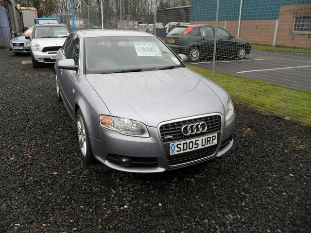 used audi a4 2005 petrol 2 0t fsi s line saloon silver with airbag rh autopazar co uk 2005 audi a4 cabriolet owners manual audi a4 2005 owners manual pdf