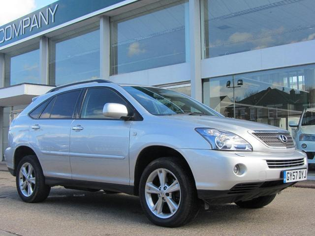 used lexus rx 2007 automatic hybrid 400h 3 3 sr 5 door. Black Bedroom Furniture Sets. Home Design Ideas