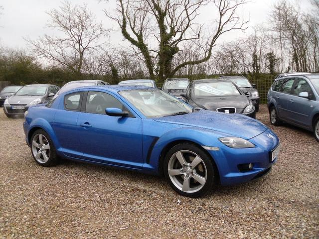 used mazda rx8 2007 for sale uk autopazar. Black Bedroom Furniture Sets. Home Design Ideas