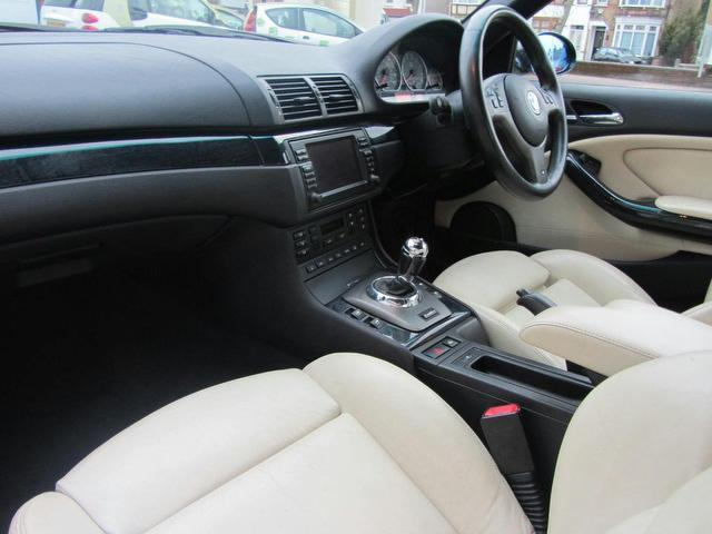 Used Bmw M3 2 Door Smg Auto Individual Convertible Black 2003 Petrol for Sale in UK