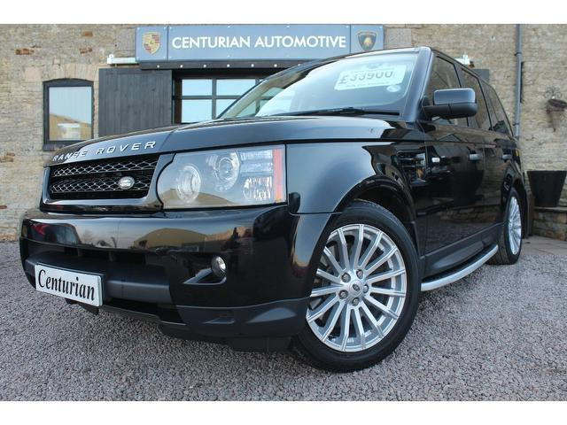 used land rover range 2010 diesel sport 3 0 4x4 black with traction control for sale autopazar. Black Bedroom Furniture Sets. Home Design Ideas
