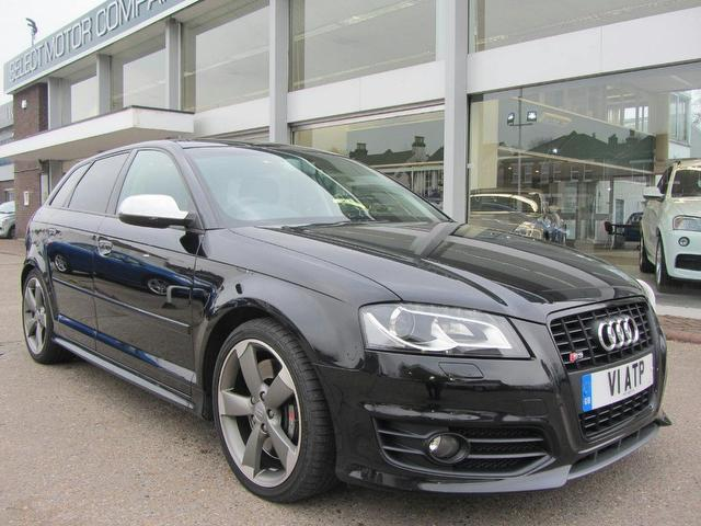 Used 2011 Audi S3 Hatchback Black Edition Quattro 5dr