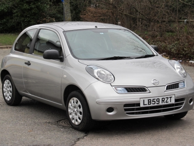 used nissan micra 2010 petrol silver edition for sale in epsom uk autopazar. Black Bedroom Furniture Sets. Home Design Ideas